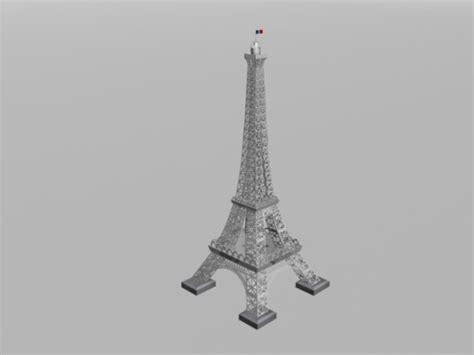 Create Blueprints Free Online eiffel tower 3d model 3ds max sldprt