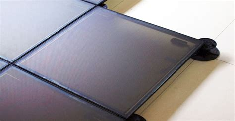 piastrelle fotovoltaiche passeggiata solare in usa si cammina su piastrelle