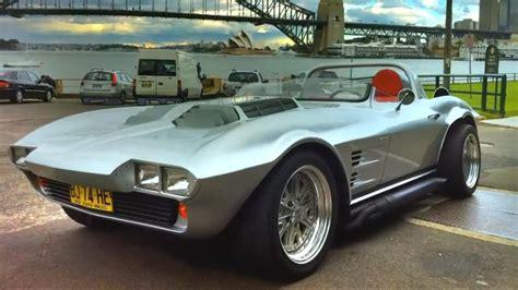 fast corvette aussie replica of replica grand sport in quot fast five