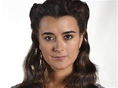 what scandal is causing cote de pablo leaving ncis the dovekeepers video cote de pablo on miniseries cbs