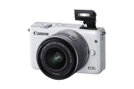 Kamera Canon Eos Series canon eos m10 ef m 15 45mm kit canon store
