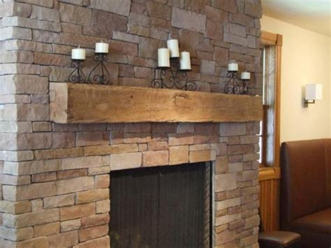 Wooden Beam Above Fireplace by Reclaimed Wood Beams For Fireplace Mantels Rustic