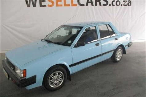 1987 Nissan Langley 1500 Gl Cars For Sale In Gauteng R