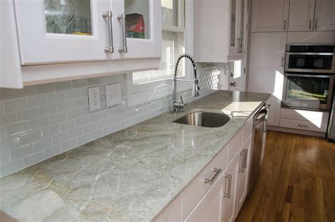 Bathrooms Gray And White - madre perola quartzite contemporary kitchen dc metro by granite grannies