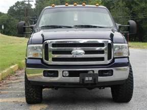 ford new car warranty sell used 2005 ford f350 truck w extended warranty in