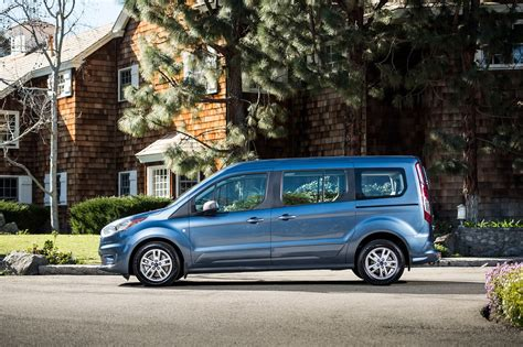 ford transit wagon 2019 ford transit connect wagon look budget hauler
