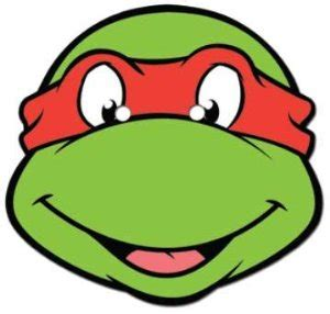 Pattern For Ninja Turtle Face | image gallery ninja turtle faces