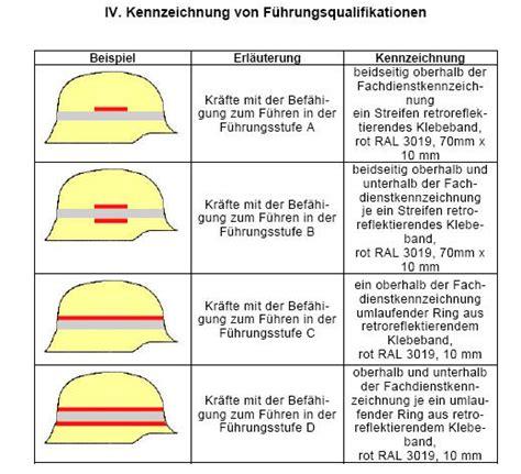 Helm Aufkleber Kommandant by Feuerwehr Helmaufkleber Helmkennzeichnung