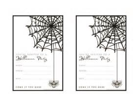 halloween party invitations templates gangcraft net