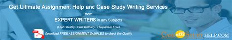 Mba Study Assignment Sle by Study Format For Hr