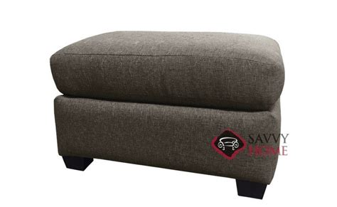 stanton ottoman 702 fabric ottoman by stanton is fully customizable by you