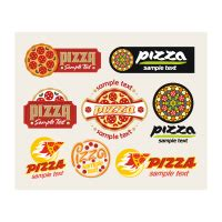 Vector Logos And Logotypes Free Download Logoeps Com Pizza Logo Design Template