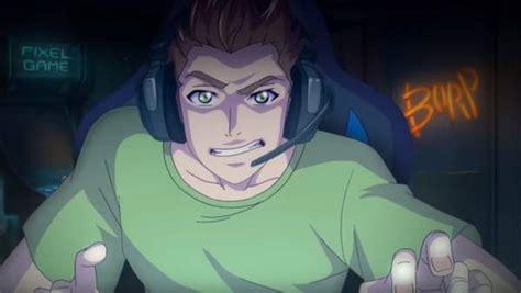 imágenes de virtual hero el rubius presenta virtual hero su serie de animaci 243 n