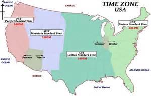 usa time zone map pdf usa time zone
