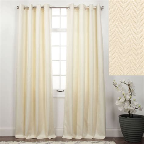memento room darkening grommet curtain panels