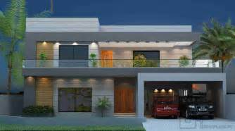 design of houses front elevation and floor design of house 57x90