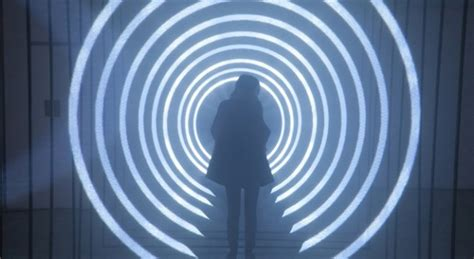 Light Portal by Stunning New Light Installation Opens A Portal Into Another Dimension