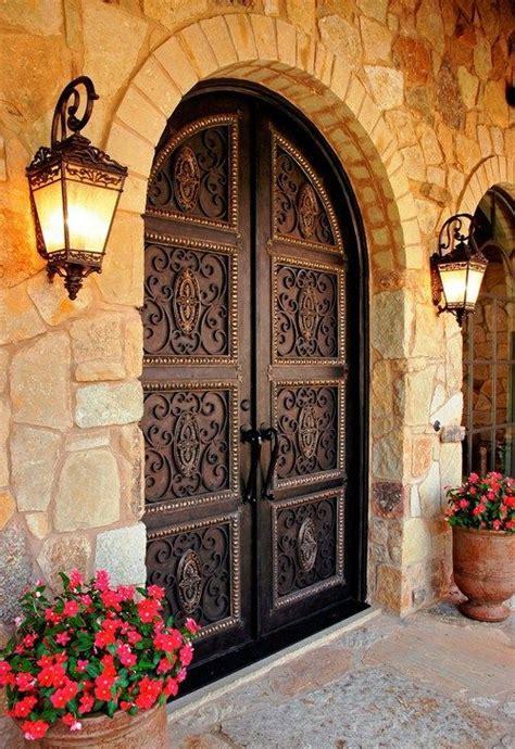 mediterranean style front doors 25 best ideas about front door on