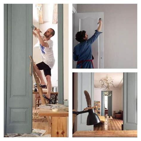 puertas de casa interior las 25 mejores ideas sobre puertas interiores pintadas en