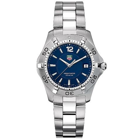 TAG Heuer Aquaracer men's stainless steel watch   My Designer Watches   Mens and ladies watches
