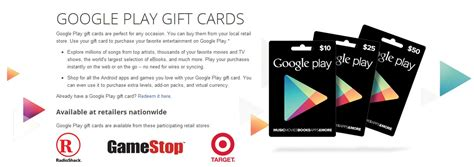 Best Buy Google Play Store Gift Card - get google play credit and gift cards ghacks tech news