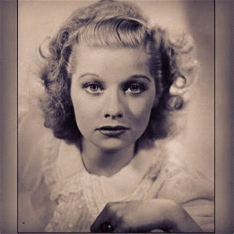 lucille ball s retro beauty look is no laughing matter a blog about lucille ball young lucy