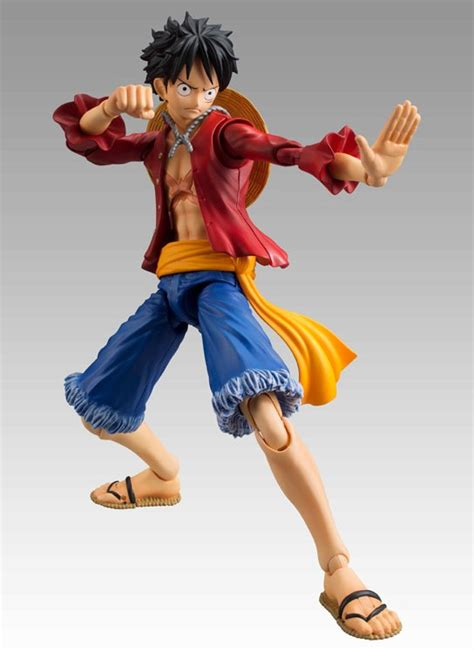 Figure Luffy by One Variable Heroes Monkey D Luffy Figure