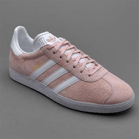 Sepatu Adidas Gazelle White Pink Original Clearance Sale cheap mens adidas gazelle vapour pink white gold shoes