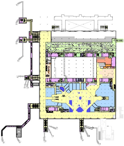 heathrow terminal 5 floor plan lhr terminal 2a floor plans released flyertalk forums
