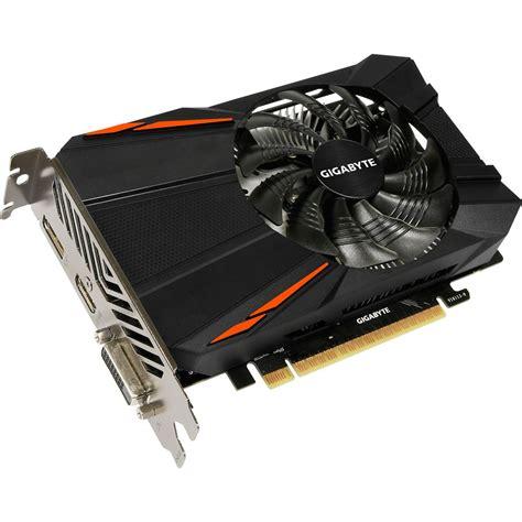 Gigabyte Geforce Gtx 1050 Ti D5 4gb Gv N105td5 4gd 4gb gigabyte geforce gtx 1050 ti d5 4gd aktiv pcie 3 0 x16