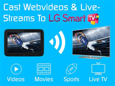 Play Store For Smart Tv Tv Cast Lg Smart Tv Hd