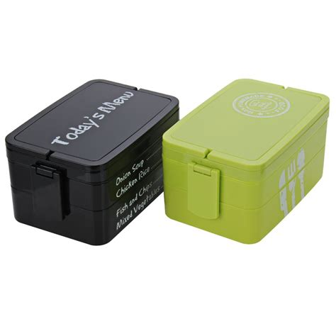 Top Seller Lunch Box Kotak Makan Bento Box Tempat Makan Sekat 4 2016 new lunch box eco friendly 3 layers lunch box microwave bento box japanese style lunch