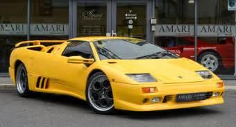 Lamborghini Diablo Carscoops Lamborghini Diablo