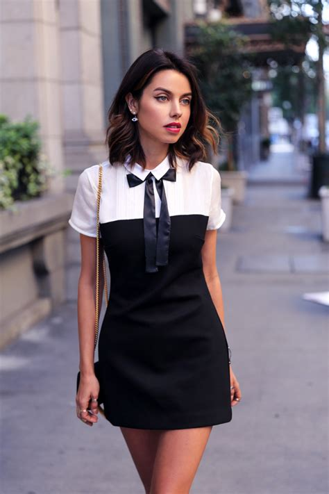 6 Of The Best Black White Inspired Dresses by Vivaluxury Fashion By Annabelle Fleur Black White