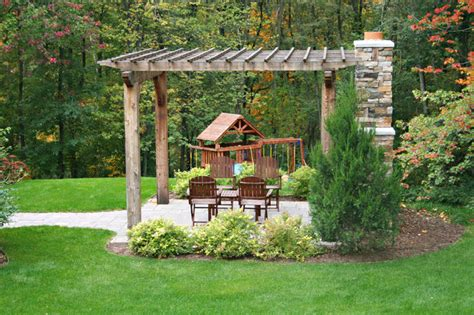 the backyard place outdoor fireplace