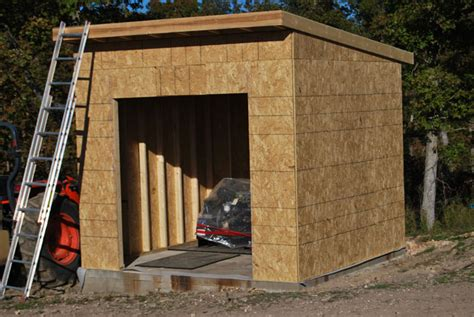 Diy Generator Shed by Diy Generator Shed Diy Do It Your Self