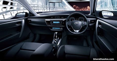 Toyota Corolla Altis All New 2014 Talang Air Mcbc all new corolla 2014 interior html autos post