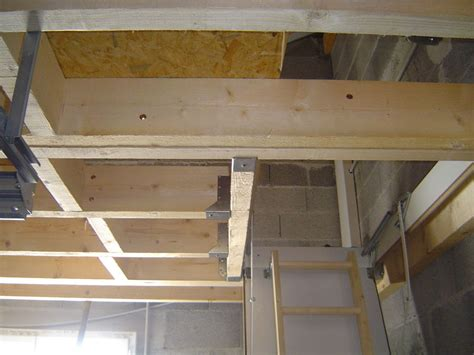 Garage Mezzanine by Mezzanine Dans Le Garage 4 La Maison De Celia Agnes Et Jo