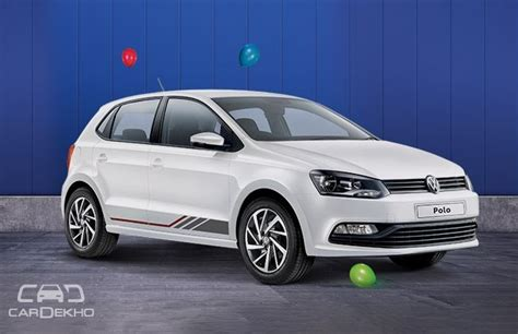 volkswagen ameo white volkswagen launches special edition polo ameo and vento