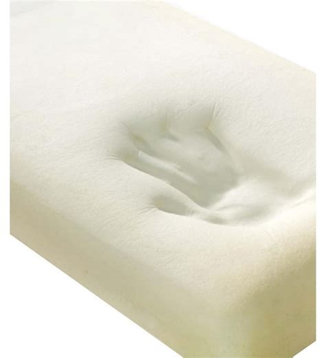 Buy Pillow Inserts by Buy Magasin White Memory Foam 18 X 28 Pillow Insert Set