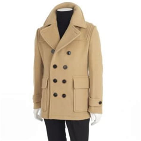 fashion the camel trench peacoat essential style for
