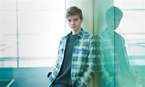 British Home Design Tv Shows thomas brodie sangster they got my autograph but still