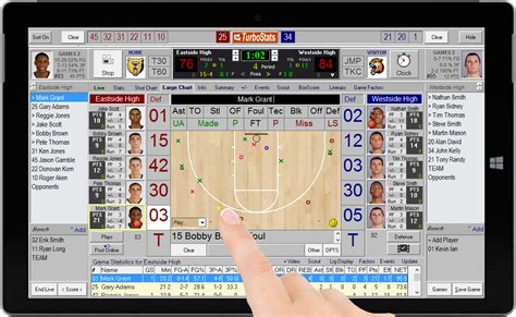 section v basketball stats basketball stats software for windows 7 distlowe