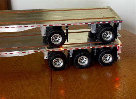 Tamiya Trailer tamiya rc semi the truck stop model cars magazine forum