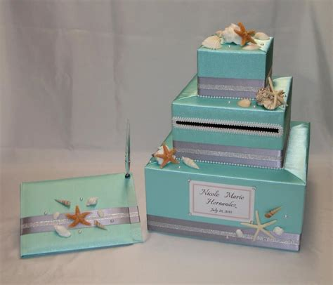 Wedding Card Box Theme by Theme Wedding Card Box And Matching Guest Book And