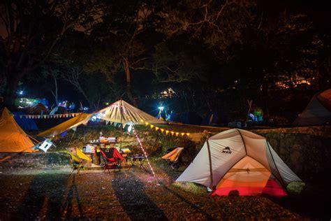 luxury camping  glamping sites  hong kong time