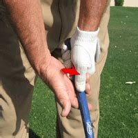 right hand grip in golf swing the golf grip important for a proper golf swing