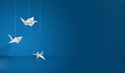 Origami Wallpaper - origami wallpapers 4usky