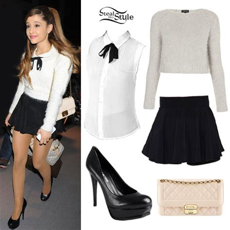 What Is Ariana Grandes Style | ariana grande outfits 2014 for school www pixshark com