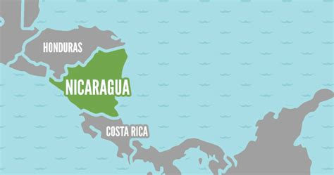where is nicaragua on the world map donor stories heifer international